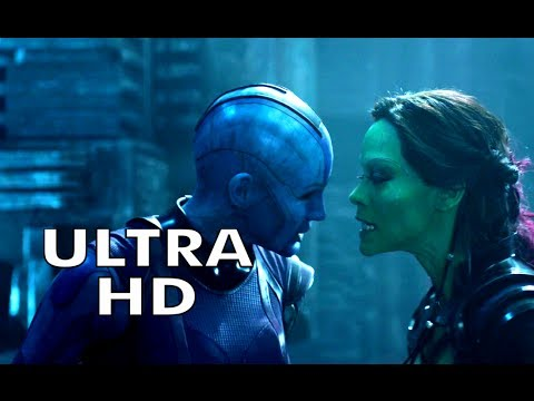 Guardians of the Galaxy Official Trailer #2 (2014) 2K Ultra HD, Vin Diesel