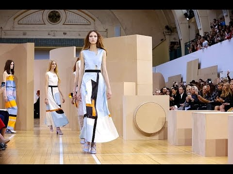 Roksanda | Spring Summer 2016 Full Fashion Show | Exclusive