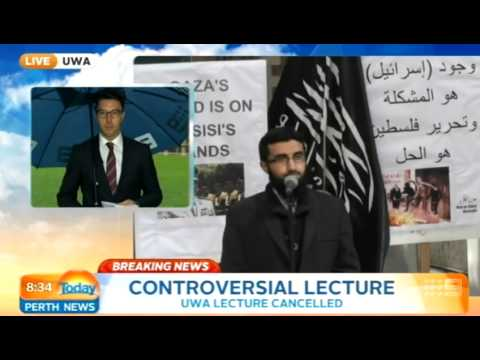 Controversial Lecture | Today Perth News
