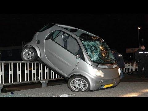 Подборка ДТП №134 (Автомобили). Compilation of accidents #134 (Car Crash) 18+
