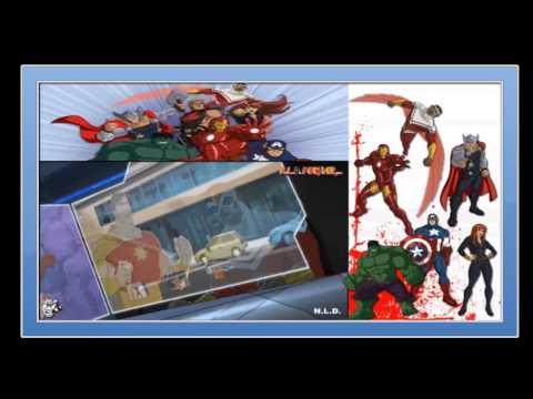 Marvel's Avengers Assemble vs