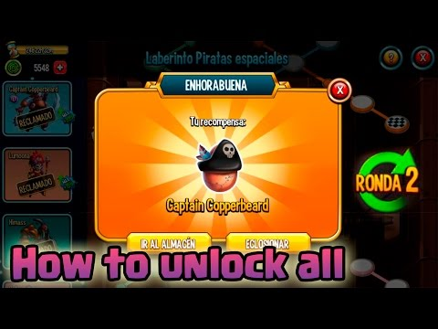 Monster Legends: Space Raiders Maze Island - How to unlock all
