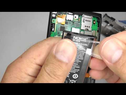 Nokia Lumia 900 Screen & Battery Replacement