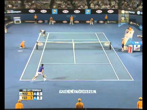 Federer v Nadal - 2010 Australian Open Men's Final Highlights