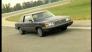 1988 Plymouth Reliant American