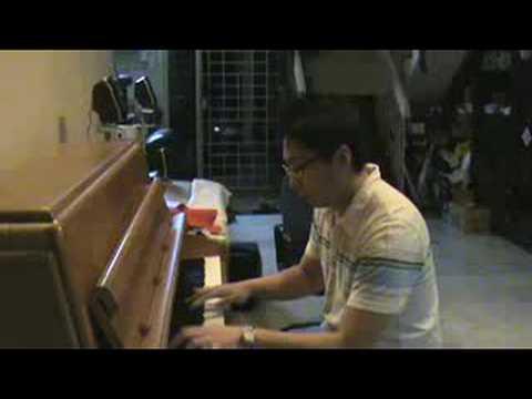 Utada Hikaru - Prisoner Of Love Piano By Ray Mak