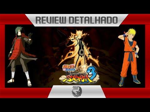 Naruto U. N. Storm 3 - Review + DLC Goku