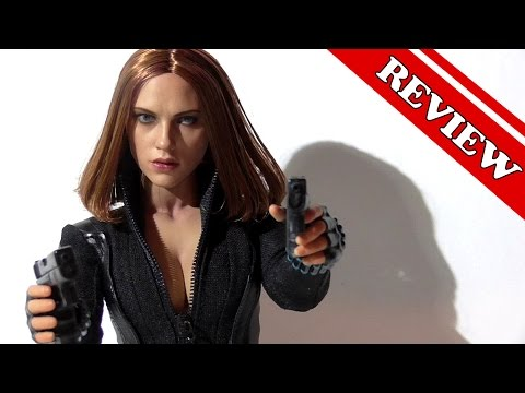 Hot Toys BLACK WIDOW Winter Soldier MMS 239 Review