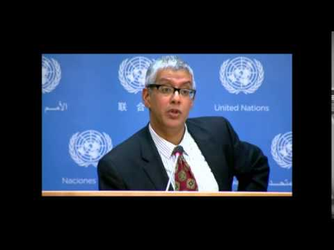 On Haiti Cholera, UN Admits It Asked For Mulet Interview Not to Air, Denies Request for Mulet Q&A