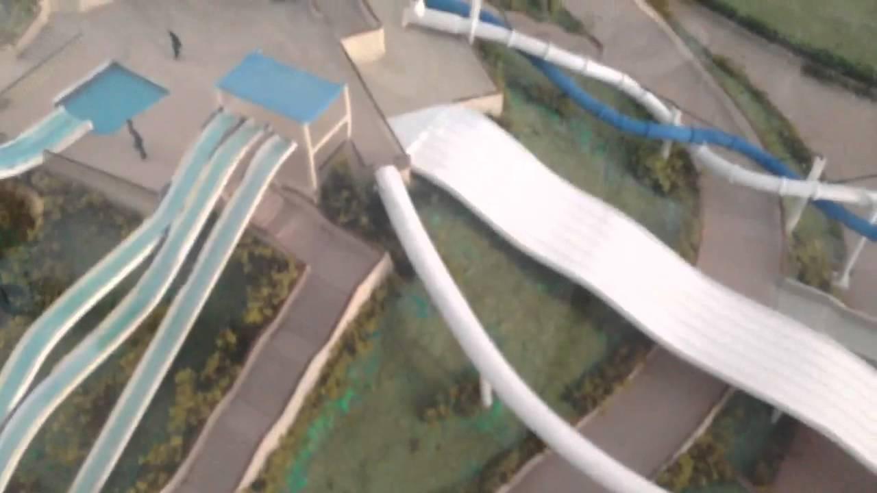 Model Water Park Faliraki Water Park Model