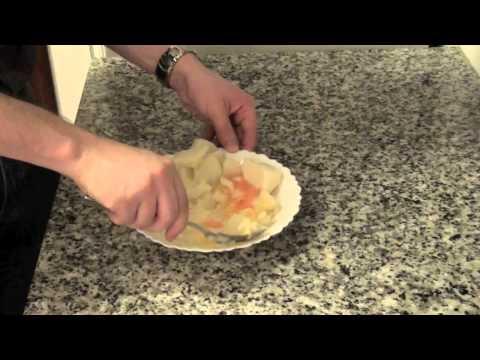Receta de pastel de pescado - A Los Fogones