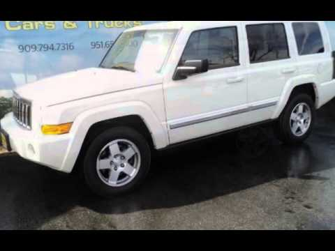2010 Jeep Commander Sport for sale in Hemet,CA - Used SUVs near Hemet,CA