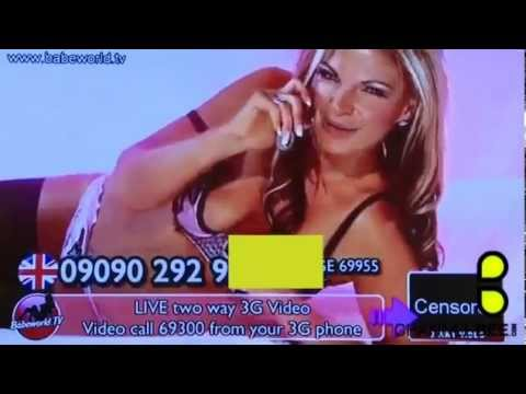Guy Call's Sex Line To Chat About Biscuits!! video