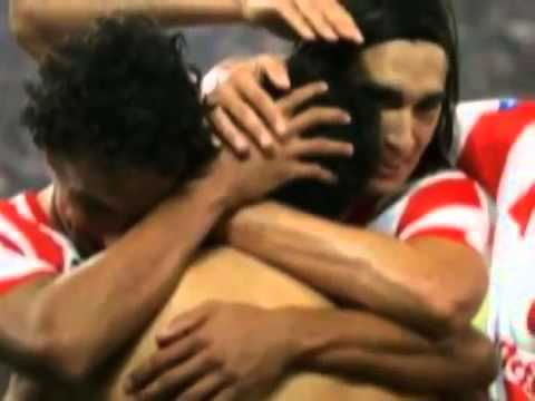 Olympiakos Ymnos O Gnisios 2014-- video