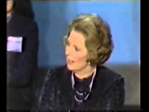 1983 | Conservative Party Conference | Margaret Thatcher Keynote Speech