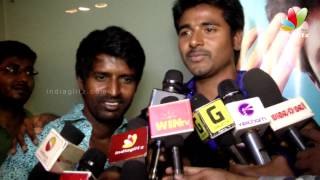 Varuthapadatha Valibar Sangam - Sivakarthikeyan and Soori Comedy Speech at Varutha Padatha Valibar Sangam Audio Launch