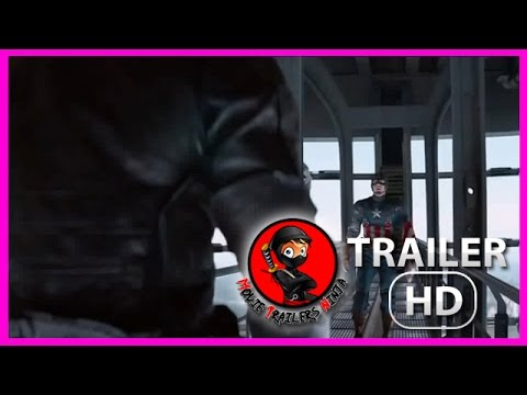 Captain America: The Winter Soldier 2014 (Chris Evans) - Official Trailer HD