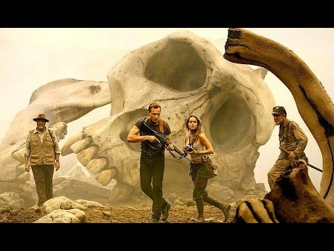 Кинг Конг. Остров черепа.  Русский трейлер (2017)