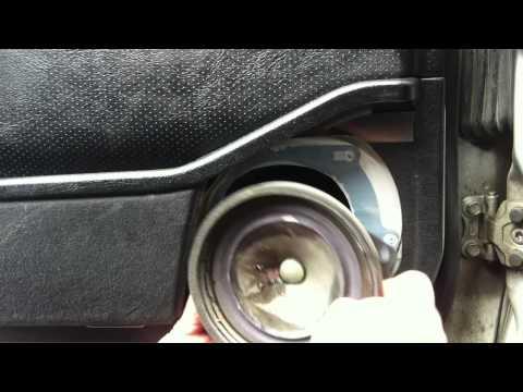 Mercedes stock speaker upgrade to factory bose speakers for Mercedes benz factory speakers