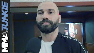 Artem Lobov feels fight with Paulie Malignaggi is 'personal'