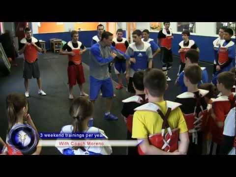 Peak Performance Taekwondo Training video