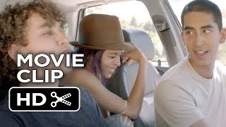 The Road Within Movie CLIP - Hard to Tell (2015) - Dev Patel, Zoë Kravitz Movie HD