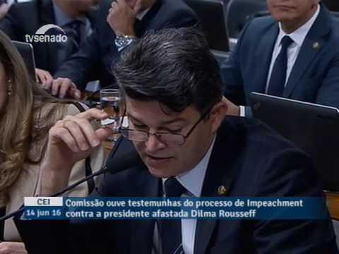 CEI 2016 - Comissão Especial do Impeachment - 14/06/2016