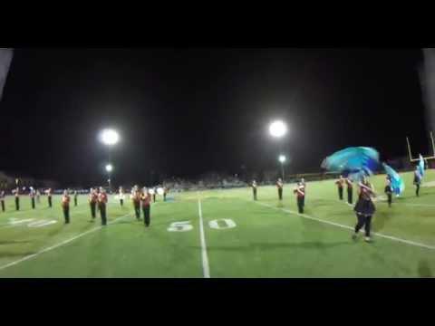 Glen Rock High School vs. Lyndhurst 2014 (Sam Cam)