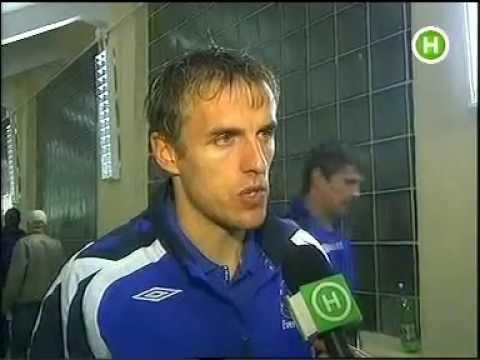 Металлист - Эвертон, Кубок УЕФА, 2007, обзор матча