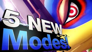 Smash Switch - 5 New Modes We Want In Smash