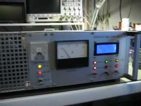 2m SSPA 1kW Power amplifier by DG3YEV