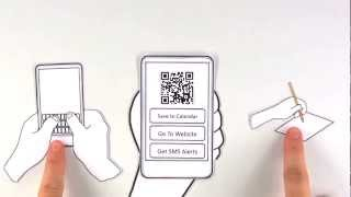 QR Codes Explained by Common Craft