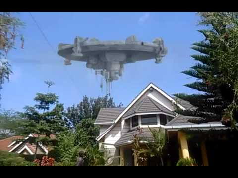 Aliens invasion in Kenya Thome estate.