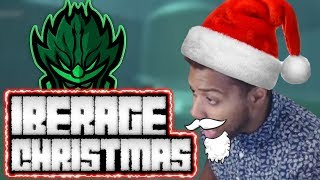 iBeRage Returns on Christmas Eve & Rages on Stream! | iBeMain Stream Highlight #2