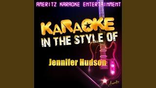 Giving Myself Karaoke Version