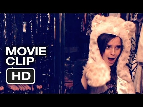 The Bling Ring Movie CLIP - Paris House (2013) - Emma Watson Movie HD