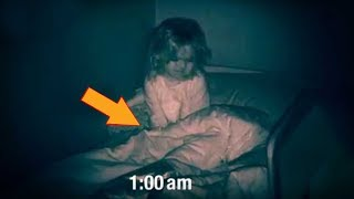 The Strange Case Of The Girl Who Cannot Go To Sleep