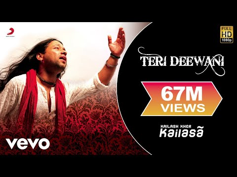 Kailash Kher - Teri Deewani video