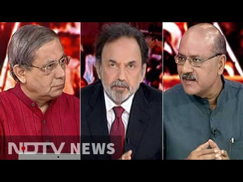 Analysis of election results 2016 with Prannoy Roy