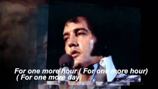 Watch Elvis Presley Softly As I Leave You video