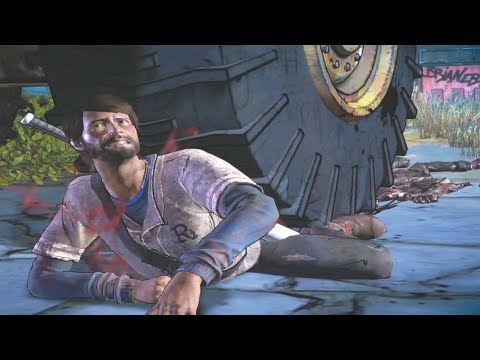 All Character Deaths in The Walking Dead Game Season 3 Episode 5