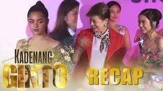 Kadenang Ginto Recap: Cassie beats Marga in a fashion show