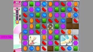 Candy Crush Saga Level 1061 No Boosters