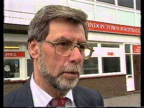 1993-06 HTV The West This Week - Swindon Town's promotion to rekindle boom in town