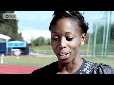 Career Advice On Becoming A Olympic Athlete by Jeanette Kwakye (Full Version)