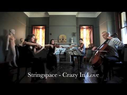 Crazy In Love - Stringspace - String Quartet - Beyonce - cover
