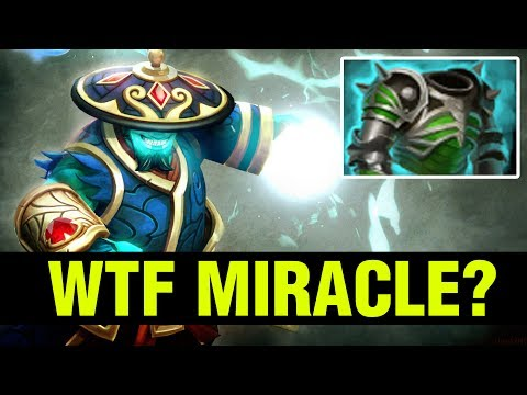 WTF THIS MIRACLE ?? STORM SPIRIT WITH ASSAULT CUIRASS - Dota 2