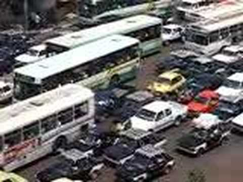 crazy traffic in Egypt (4)