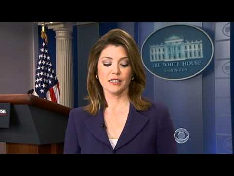 "The CBS Evening News with Scott Pelley - Obama's ""American Jobs Act"""