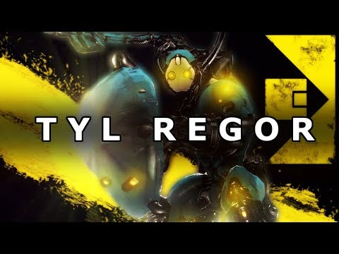 T Y L ' R E G O R animated series opening